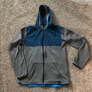 Men's Addis's climate zip up small